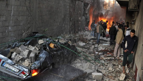 Bulgaria: Damascus Car Blasts Death Toll Climbs to 54