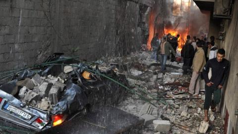 Bulgaria: Damascus Car Blasts Death Toll Climbs to 54