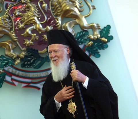 Bulgaria: Ecumenical Patriarch Bartholomew Prays for Maxim, Bulgaria