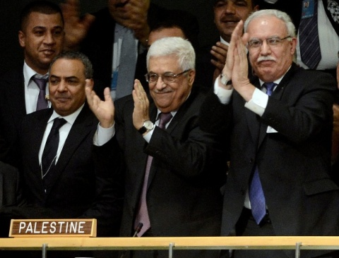 UN Recognizes Palestine as Non-member Observer State: UN Recognizes Palestine as Non-member Observer State