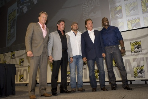Bulgaria: Injured 'Expendables 2' Stuntman Sues Producers