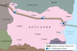 Bulgaria: Construction of Bulgarian South Stream Section Set for June 2013 - Gazprom