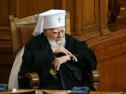 Russian Holy Synod Honors Late Bulgarian Patriarch: Russian Holy Synod Honors Late Bulgarian Patriarch