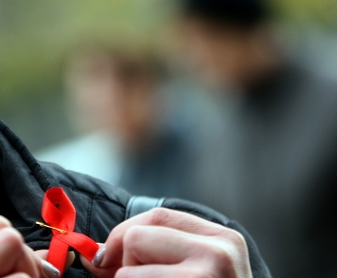 Bulgaria Takes Part in Global AIDS Day: Bulgaria Takes Part in Global AIDS Day