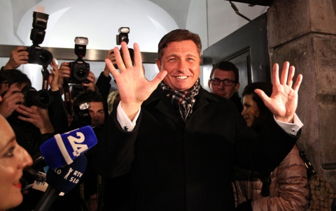 Bulgaria: Ex PM Pahor Beats Turk for Slovenian Presidency