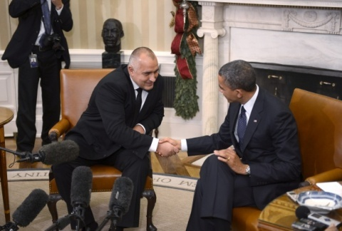 Obama Would Vote for Borisov if He Was Bulgarian: If He Was Bulgarian Obama Would Vote for Borisov