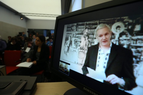 Assange Back's Bulgarian Journalists in Exposing PM's Criminal Past: Assange Backs Bulgarian Journalists in Exposing PM's Criminal Past