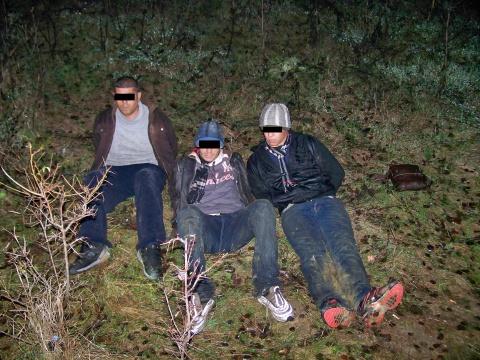Bulgaria: Bulgarian Border Police Bust Illegal Immigrants from Algeria, Syria, Libya