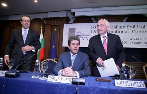 Bulgaria: Former Bulgarian Presidents Slam EU Blocking of Macedonia