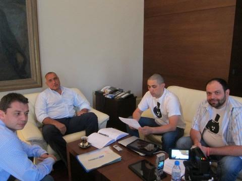 Bulgarian 'Boykometer' Creators Genov and Pavlov: We Strive to Reduce Political Hypocrisy: Bulgarian 'Boykometer' Creators Genov and Pavlov: We Strive to Reduce Political Hypocrisy