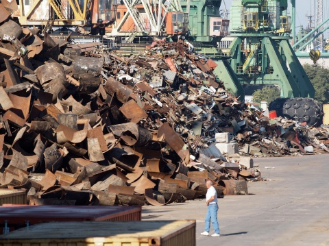 Bulgaria: Bulgarian Scrap Dealers Threaten to Move to Grey Economy