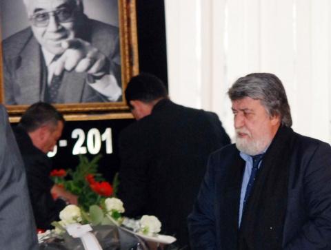 Bulgaria: Hundreds Bid Farewell to Great Bulgarian Actor Kaloyanchev