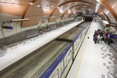 Bulgaria: Sofia to Start Building Subway to Business Park in 2013