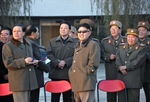 Bulgaria: North Korean Leader Eager for More Rockets