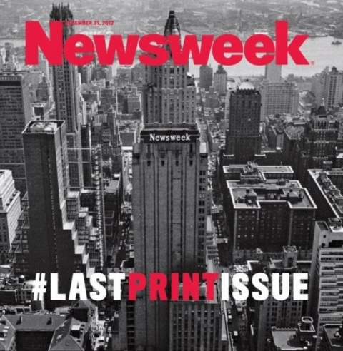 Bulgaria: Newsweek Unveils Final Print Edition, Hashtags Cover