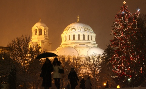 Bulgaria: Merry Christmas from Novinite.com & Novinite.bg!