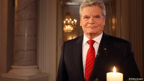 Bulgaria: Germany's Gauck: Christmas Equally Important for Muslims, Jews, Atheists