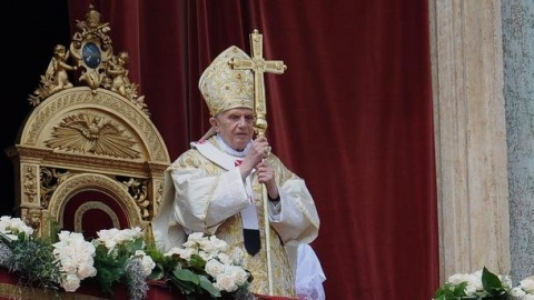 Bulgaria: Pope Benedict on Christmas: Let God in, Leave Violence Behind