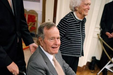 Bulgaria: George Bush Senior Placed in Intensive Care Unit