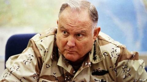 Bulgaria: US General Norman Schwarzkopf Dies at 78