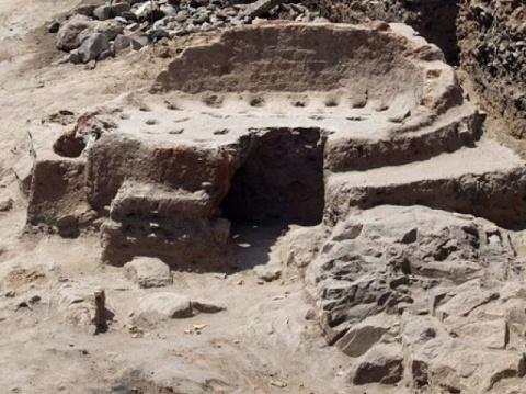 Bulgarian Archeologists Unearth Gods Poseidon, Priapus Temples: Bulgarian Archeologists Unearth Poseidon, Priapus Temples
