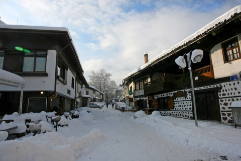 Bulgarian Tourism Optimistic for Winter Season 2012 - 2013: Bulgarian Tourism Optimistic for Winter Season 2012 - 2013