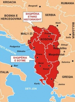 Bulgaria: Albanian Nationalists Request Unification with Kosovo