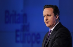 Bulgaria: David Cameron Promises In/Out Referedum on EU