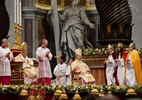 Bulgaria: Pope Convinced of Peace in 2013 despite Injustice