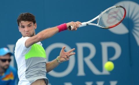 Bulgaria: Incredible Grigor Dimitrov Reaches Brisbane Semi-Finals