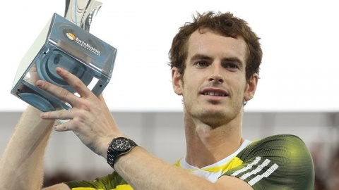 Bulgaria: Murray Dedicates Win over Bulgaria's Dimitrov to Cancer-Stricken Hutchins