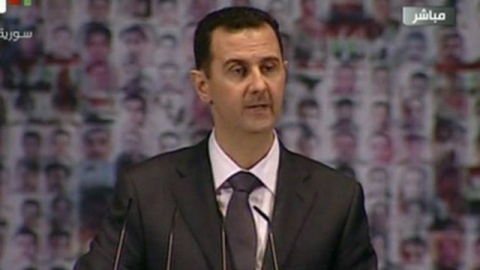 Bulgaria: US Condemns Assad 'Western Puppets' Speech