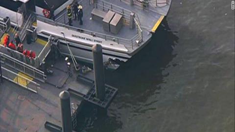 Bulgaria: Dozens Injured in New York City Ferry Crash