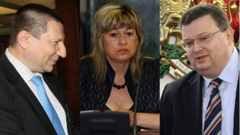 Bulgarian Top Chief Prosecutor Contenders to Become Tsatsarov Deputies: Tsatsarov Invites Chief Prosecutor Rivals for Deputies