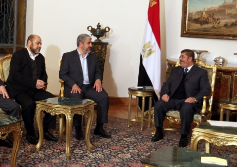 Bulgaria: Hamas, Fatah Agree to Continue Reconciliation Efforts