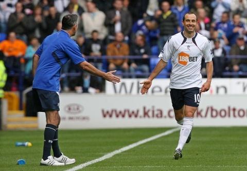 Bulgaria: Espanyol Set to Snap Up Bolton's Martin Petrov