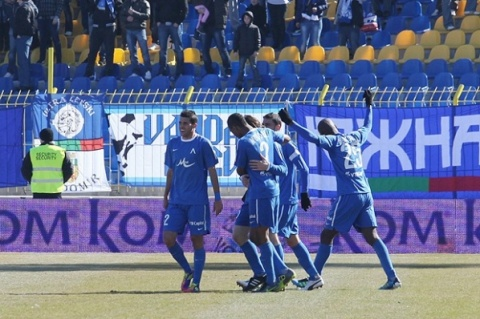 Bulgaria: Levski Joins Gazprom's Football Empire - Report