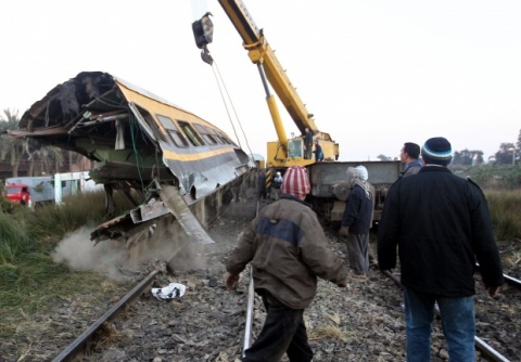 Bulgaria: At Least 19 Perish in Egypt Train Crash