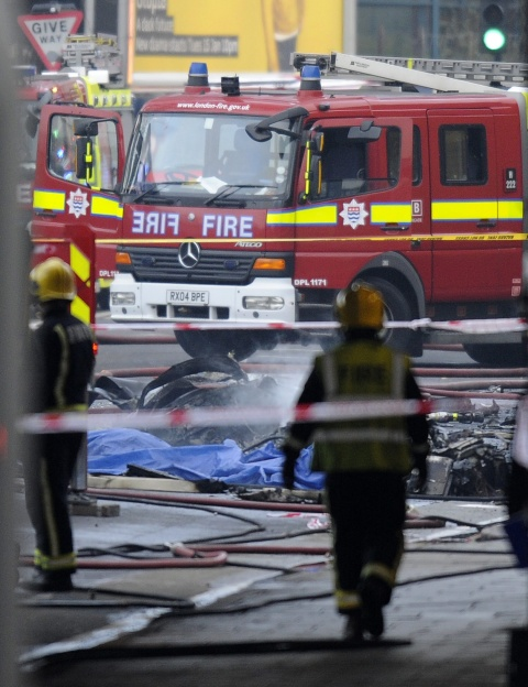 Bulgaria: Helicopter Crash in Central London Leaves 2 Dead - Report