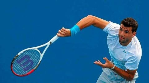 Bulgaria: Bulgaria's Dimitrov, Baghdatis Out of Australian Open