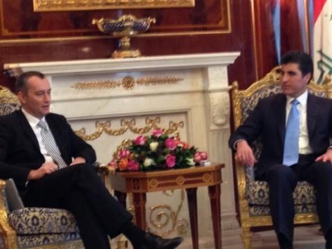 Bulgaria: Bulgarian Foreign Affairs Minister Lauds Iraqi Kurdistan