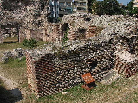 Bulgaria Funds Varna Roman Baths Restoration with BGN 3 M: Bulgaria Funds Varna Roman Baths Restoration with BGN 3 M