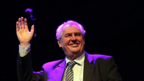 Bulgaria: Milos Zeman Wins Czech Presidential Poll