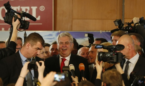 Bulgaria: Czech New President Milos Zeman: I am All Citizens' Voice