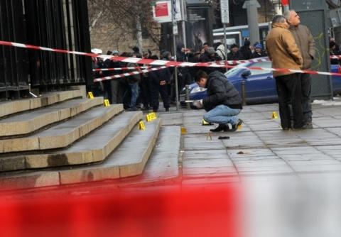 Codefendant: 2 Sharpshooter Teams Besieged Bulgarian Mobster: 2 Sharpshooter Teams Besieged Bulgarian Mobster - Report