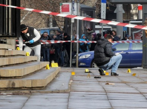 Kalashnikov Gun Used in Bulgarian Mobster Shooting: Kalashnikov Gun Used in Bulgarian Mobster Shooting