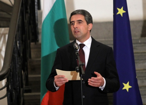 Bulgaria: Bulgaria President: We Guard European Borders Better than Some EU Countries