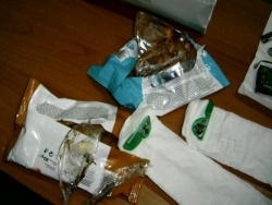Bulgaria: Bulgarian Customs Officers Seize ATM Skimmer Parts Stuffed in Croissants