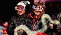 Bulgaria: Millions Welcome Chinese Year of Snake