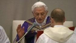 Bulgaria: Pope Benedict Holds Last Public Mass